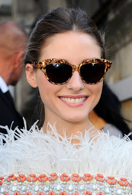 LAS GAFAS CAT EYE SON ULTIMA TENDENCIA